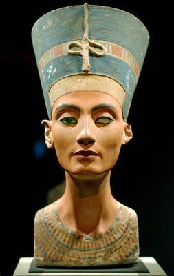 Busto de Nefertiti / EFE