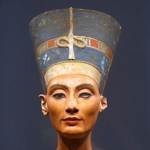 Fotografía de archivo del busto de Nefertiti /EFE