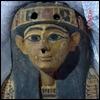Sarcófago de un individuo llamado Imesy, perteneciente a la 21a  dinastía /EFE