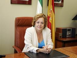 ABC. Carmen Rodríguez Ares, presidenta de Agesa, en su despacho