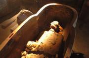 Egipto, a punto de despertar a Cleopatra