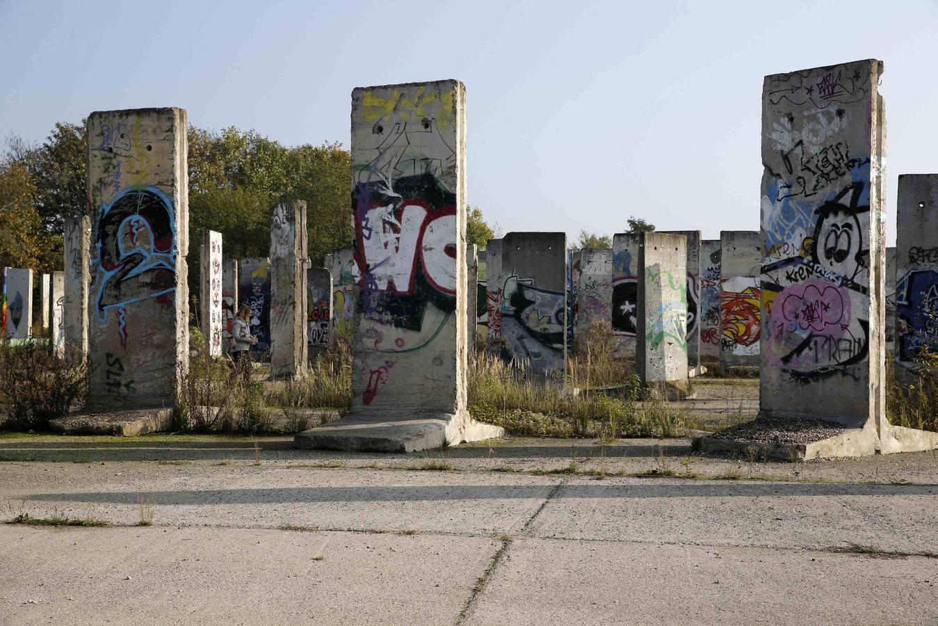 En imgenes: El Muro de Berln, en cada rincn del mundo