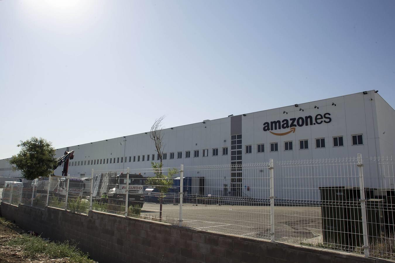 Así es por dentro el gran «monstruo» de Amazon en Madrid
