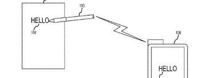 Apple patenta un bolígrafo inteligente que promete simular la escritura a mano