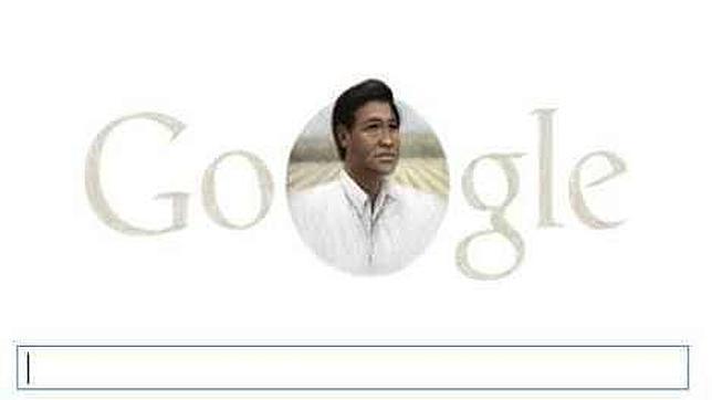 Critican a Google por homenajear al líder campesino César Chávez en el Domingo de Pascua