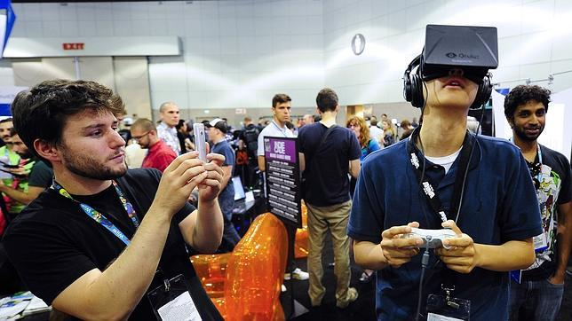 Oculus VR realiza su segundo fichaje en menos de una semana