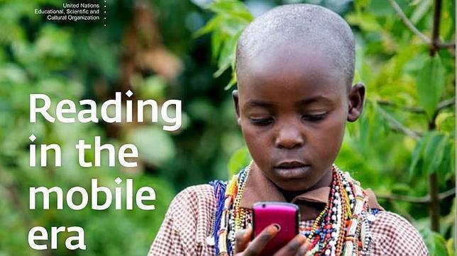 Los smartphones ayudan a combatir el analfabetismo según la Unesco
