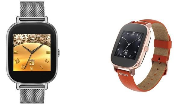 Asus promete alargar la batería del nuevo «smartwatch» ZenWatch 2