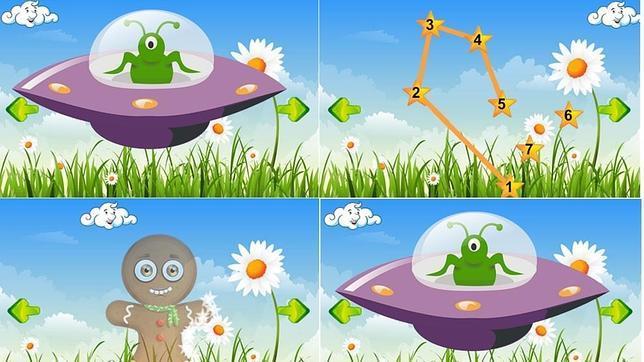 «Une los Puntos»: una aplicación para destapar la imaginación de los más pequeños