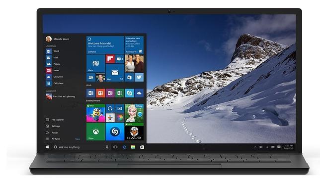 Microsoft anuncia que Windows 10 llegará el 29 de julio