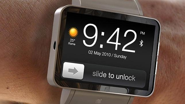 Apple registra la marca iWatch en Japón