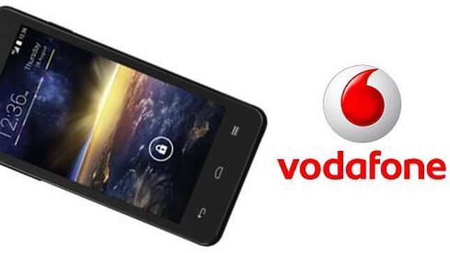 Vodafone lanza dos nuevos smartphones 4G de marca blanca desde 129 euros