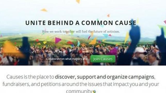 Causes deja atrás a Facebook para convertirse en una red social