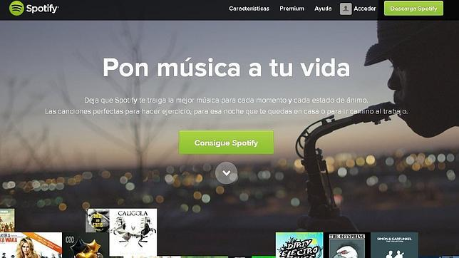 Spotify lanza un botón de «seguir»