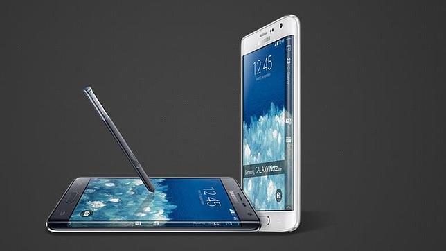 Samsung Galaxy Note Edge: el «smartphone» con el borde curvado llega a España
