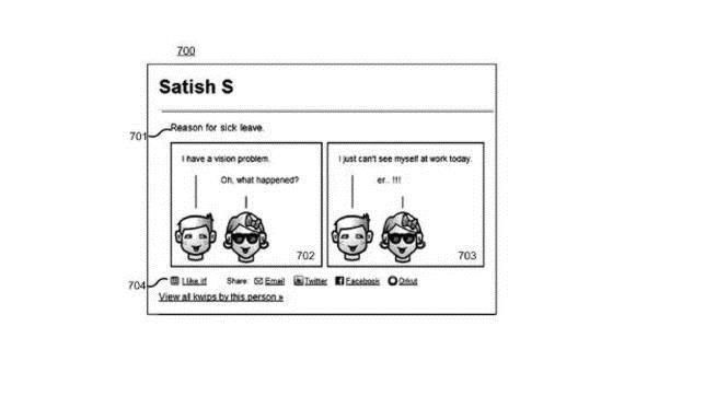 Google adquiere una patente para convertir las conversaciones en una tira cómica