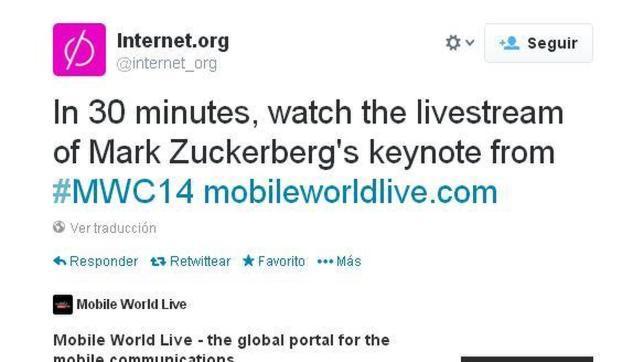 El Mobile World Congress, Uganda y Pistorius, entre los tuits destacados