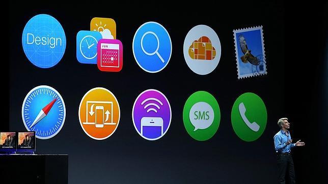 En directo: Apple presenta iOS 8, HealthKit, OS X Yosemite y iCloud Drive