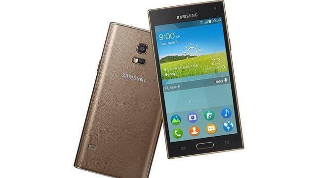 Samsung anuncia el primer smartphone con Tizen OS