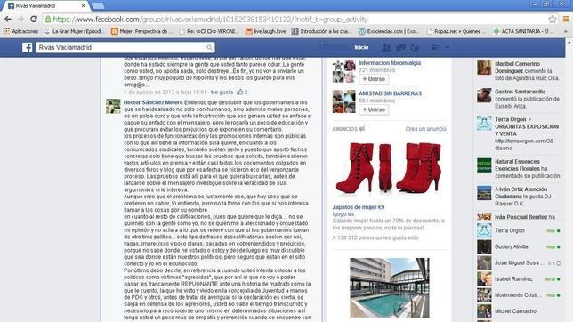 Facebook busca la privacidad del usuario