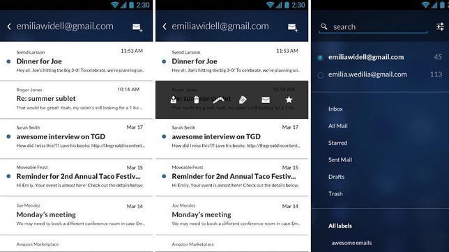 ¿Cómo puedo gestionar el caos del correo electrónico?