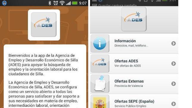 Desarrollan una «app» para que las Administraciones fomenten el empleo