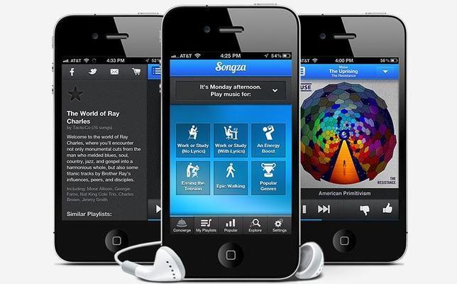 Google compra Songza, una «app» que selecciona la mejor música para cada momento