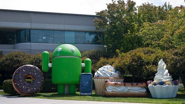 Jelly Bean ya está presente en el 40% de los dispositivos Android