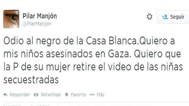 Cataluña e Israel acaparan los tuits destacados de esta semana
