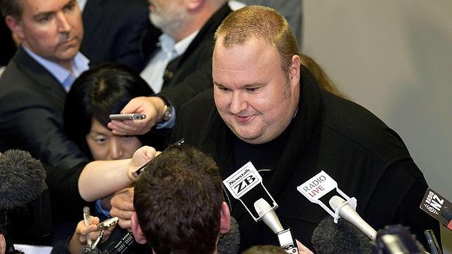 Kim Dotcom de Mega empieza a coquetear con la política en Nueva Zelanda