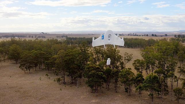 La NASA explica las dificultades de la entrega de paquetes con «drone..