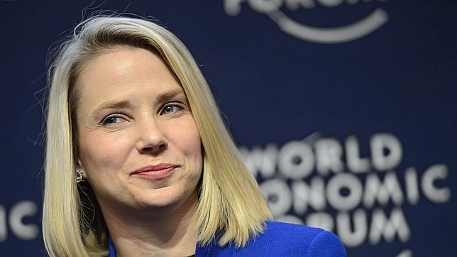 La CEO de Yahoo, Marissa Mayer, embarazada de gemelas