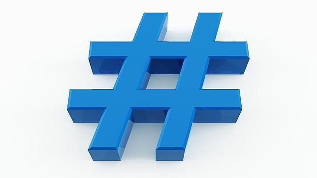 La historia del «hashtag»