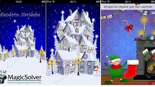 Una «app» regala 25 aplicaciones por Navidad