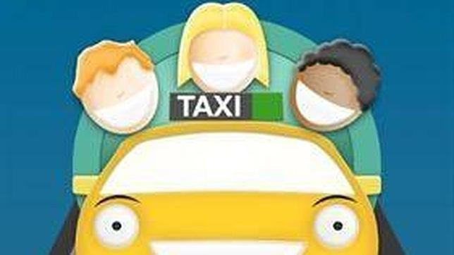 Una nueva «app» permite compartir la factura del taxi