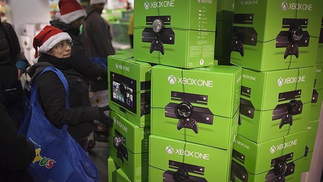 La Xbox One le gana la batalla a la PlayStation 4 en el Black Friday
