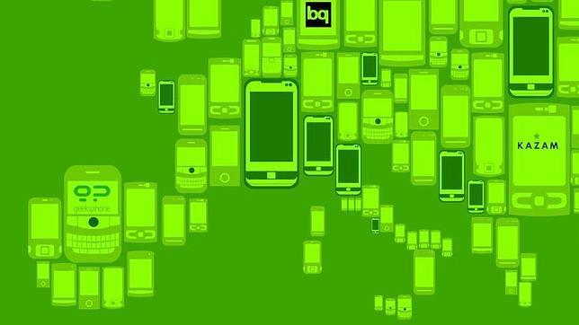 Y ahora, ¿quién fabrica móviles en Europa?