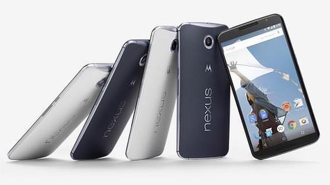 El «phablet» Nexus 6 desembarca en España de la mano de Vodafone
