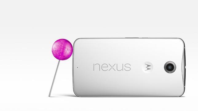 El Nexus 6 ya se puede comprar en España a través de la Google Play