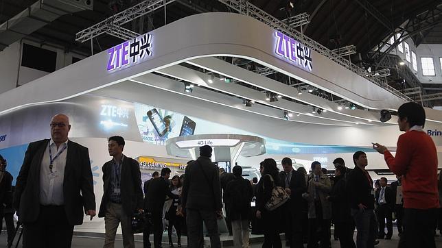 CES 2014: El «smartwatch» de ZTE, con podómetro y control de cámara remota