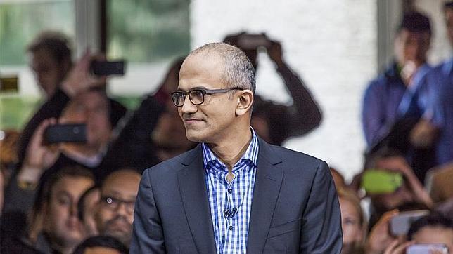 Satya Nadella elimina a dos altos ejecutivos de Microsoft