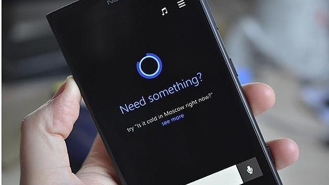 Aparecen las primeras imágenes Cortana, la respuesta de Microsoft a Siri