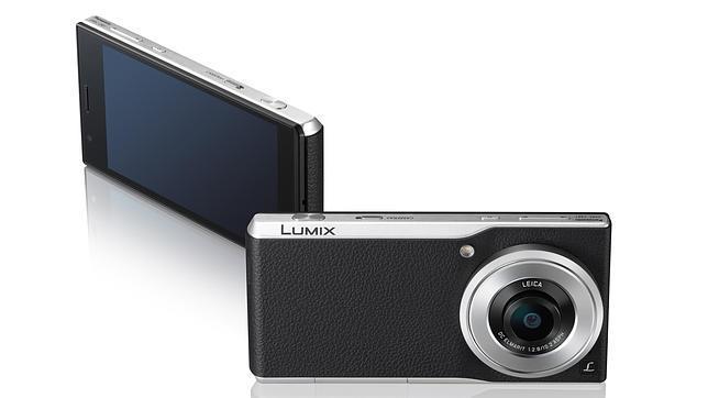 Panasonic Lumix CM1: una cámara que se usa como un móvil