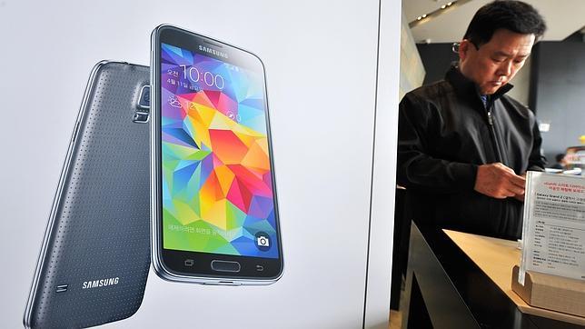 Movistar venderá el Galaxy S5 libre y por cien euros menos