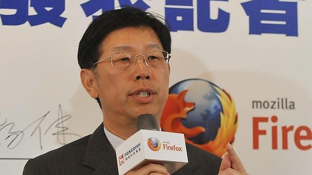 Foxconn fabricará «smartphones» y televisores con Firefox OS