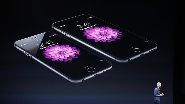 El iPhone 6s Plus se lanza a competir con el Galaxy Note 4 con una pantalla más grande y de alta resolución