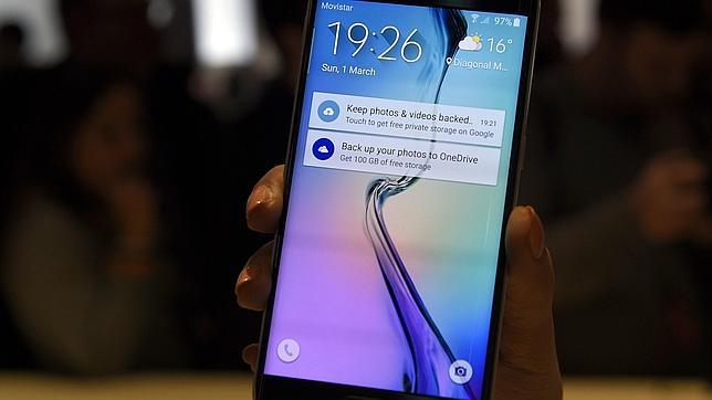 Samsung Galaxy S6 es un éxito de ventas