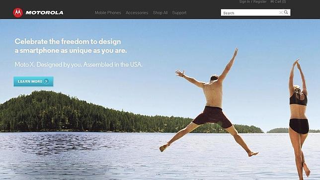 Motorola confirma la existencia del móvil «X»