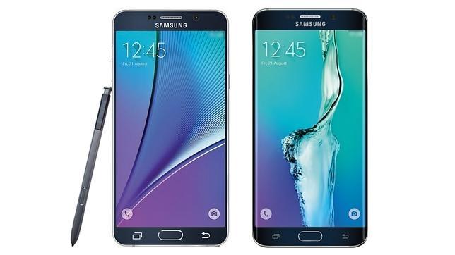 Filtradas las imágenes de los nuevos Samsung Galaxy Note 5 y S6 Edge Plus