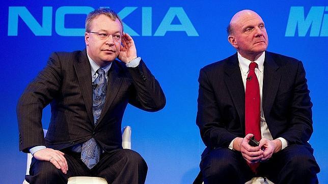 Elop y Ballmer: «Nokia y Microsoft redefinirán los límites de la movilidad»
